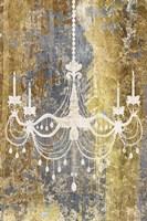 Gilded Chandelier Fine-Art Print