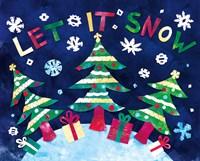 Winter Holiday IV Fine-Art Print