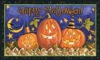 Halloween Wishes I Fine-Art Print
