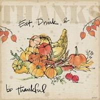 Be Thankful III Fine-Art Print
