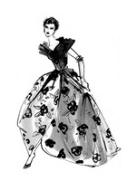Fifties Fashion II Fine-Art Print