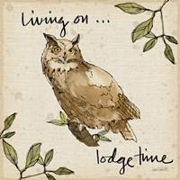Lodge Life VI Fine-Art Print