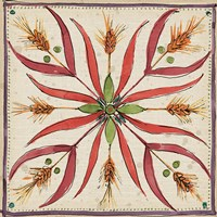Farmers Feast Tiles IV Fine-Art Print
