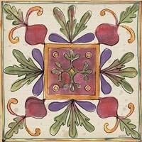 Farmers Feast Tiles II Fine-Art Print