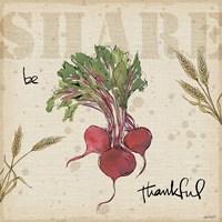 Farmers Feast Harvest IV Fine-Art Print