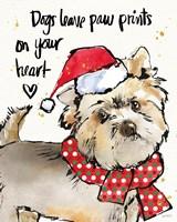 Strike a Paws VII Christmas Fine-Art Print