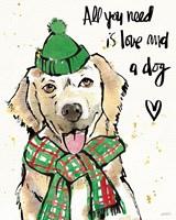 Strike a Paws V Christmas Fine-Art Print