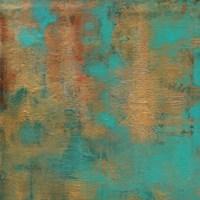 Rustic Elegance Square I Fine-Art Print