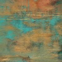 Rustic Elegance Square IV Fine-Art Print