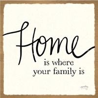 Blessings of Home II (Home) Fine-Art Print