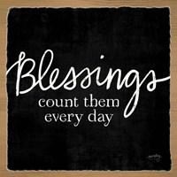 Blessings of Home III (Blessings) Fine-Art Print