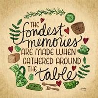 Kitchen Memories II (Fondest memories) Fine-Art Print