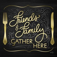 Gather Here I (Friends Family) Fine-Art Print