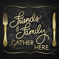 Gather Here I (Friends Family) Fine-Art Print