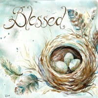 Nest Blessed Fine-Art Print