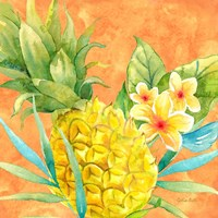 Tropical Paradise Brights III Fine-Art Print