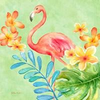Tropical Paradise Brights IV Fine-Art Print