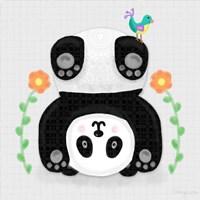 Tumbling Pandas IV Fine-Art Print