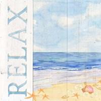 Savor the Sea I Fine-Art Print
