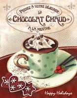 Hot Cocoa Mint Fine-Art Print