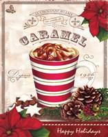 Hot Cocoa Caramel Fine-Art Print