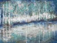 Aspen Pond Fine-Art Print