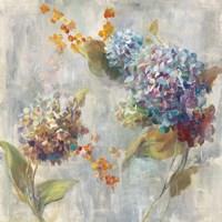 Autumn Hydrangea II Fine-Art Print