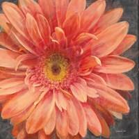 Vivid Floral II Crop Fine-Art Print