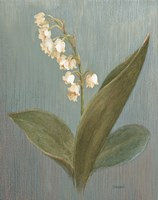 May Lily of the Valley Green Fine-Art Print
