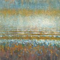 Rains Over the Lake Light Fine-Art Print
