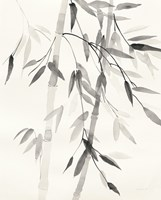 Bamboo Leaves V Fine-Art Print