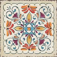 Mediterranean Flair XII Fine-Art Print