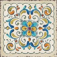 Mediterranean Flair XIV Fine-Art Print