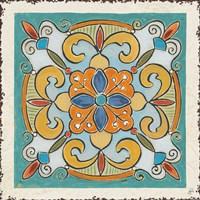 Mediterranean Flair VII Fine-Art Print