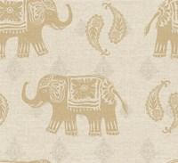 Elephant Caravan Patterns I Fine-Art Print