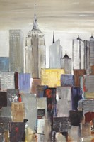 New York Skyline I Fine-Art Print