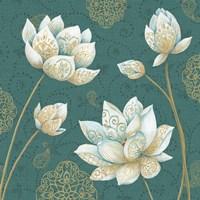 Lotus Dream IVB Fine-Art Print