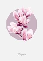 Poly Magnolia Fine-Art Print