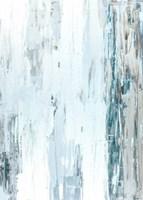 Abstract Blue I Fine-Art Print