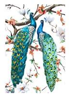Paradis Birds I Fine-Art Print