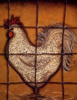Spotted Rooster Fine-Art Print