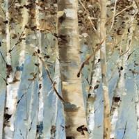White Forest III Fine-Art Print