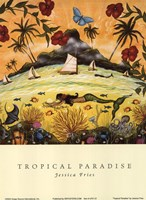 Tropical Paradise Fine-Art Print