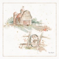 Farm Friends XV Fine-Art Print
