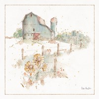 Farm Friends XIV Fine-Art Print