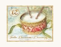 12 Days of Christmas XII Fine-Art Print