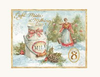 12 Days of Christmas VIII Fine-Art Print