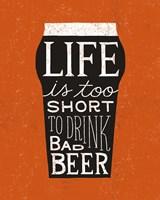 Craft Beer I Fine-Art Print