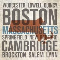 Massachusetts Fine-Art Print