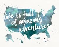 Adventures I Fine-Art Print